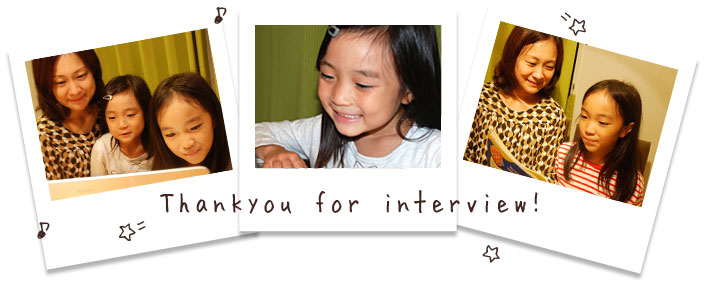 Thankyou for interview!