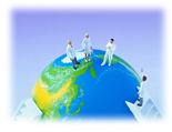 地球(グローバルなイメージ)
